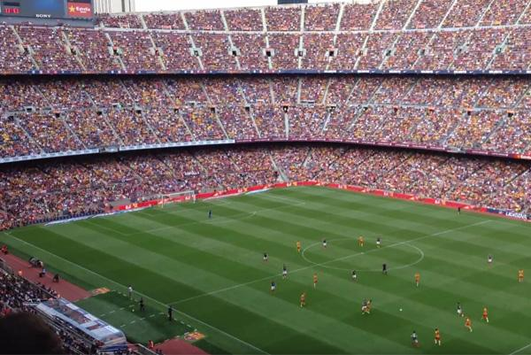 The Nou Camp Experience